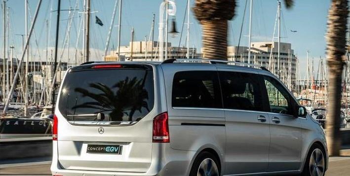 奔驰EQV将于9月正式亮相法兰克福车展 新车续航里程进一步升级