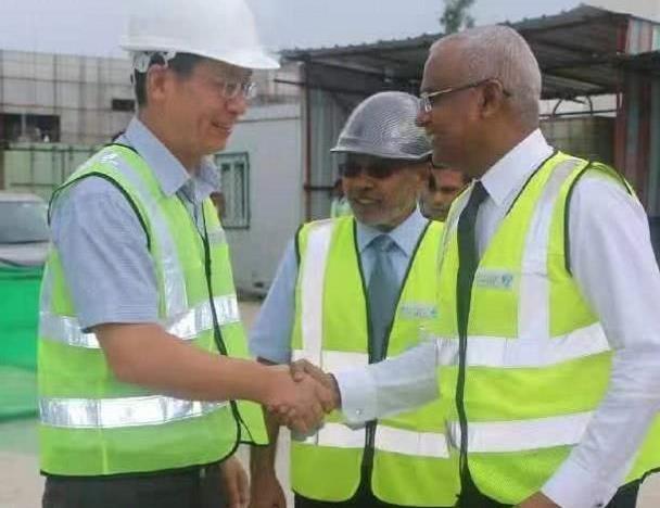 媒体:马尔代夫与最亲密盟国中国和印度讨论了增加游客的方法