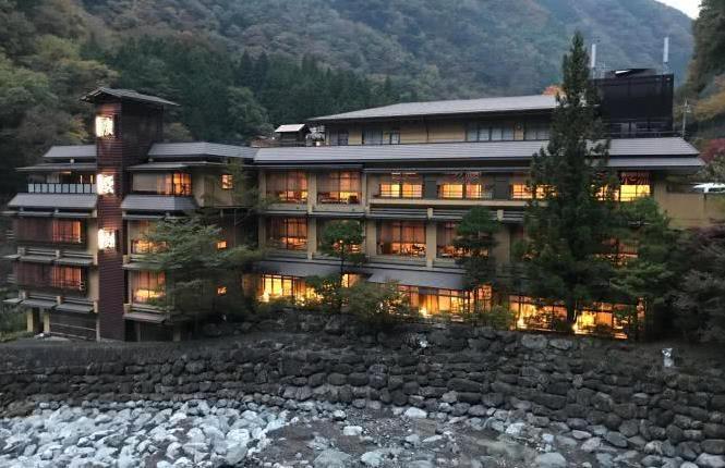 唐朝时就已开业的日本旅馆:连续经营1300多年,住一晚就很奢侈