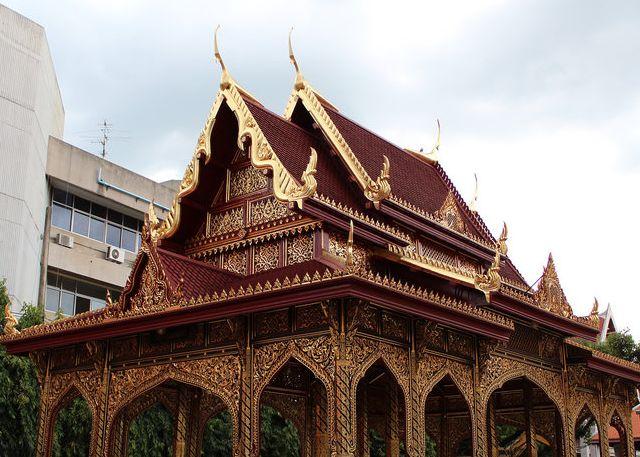 曼谷旅游必备,让你再也不用为去哪玩发愁了