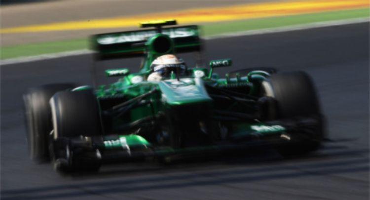 卡特汉姆车队:赛车赏析,车身设计减少阻力,想体验吗