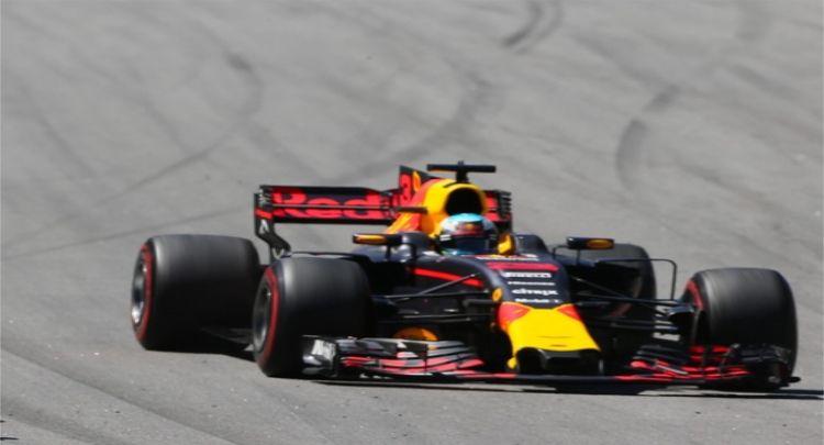 红牛F1赛车:重新认识它,赛车带来的视觉冲击,想体验吗