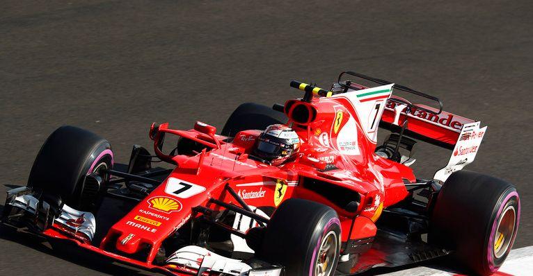 法拉利车队提升流线设计,伟大车手辈出的F1,致敬伟大