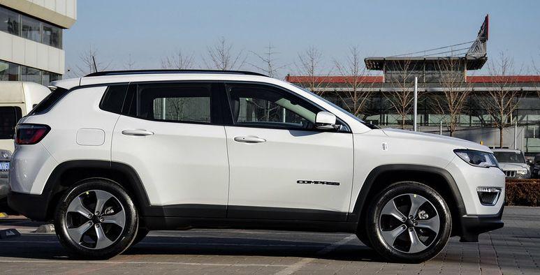 广汽菲克Jeep-指南者,设计风格炫酷,都很受欢迎