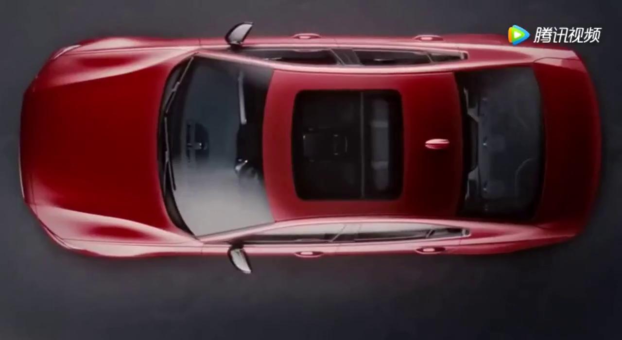 视频:2019款骚红色沃尔沃S60,完美的混动力轿车!
