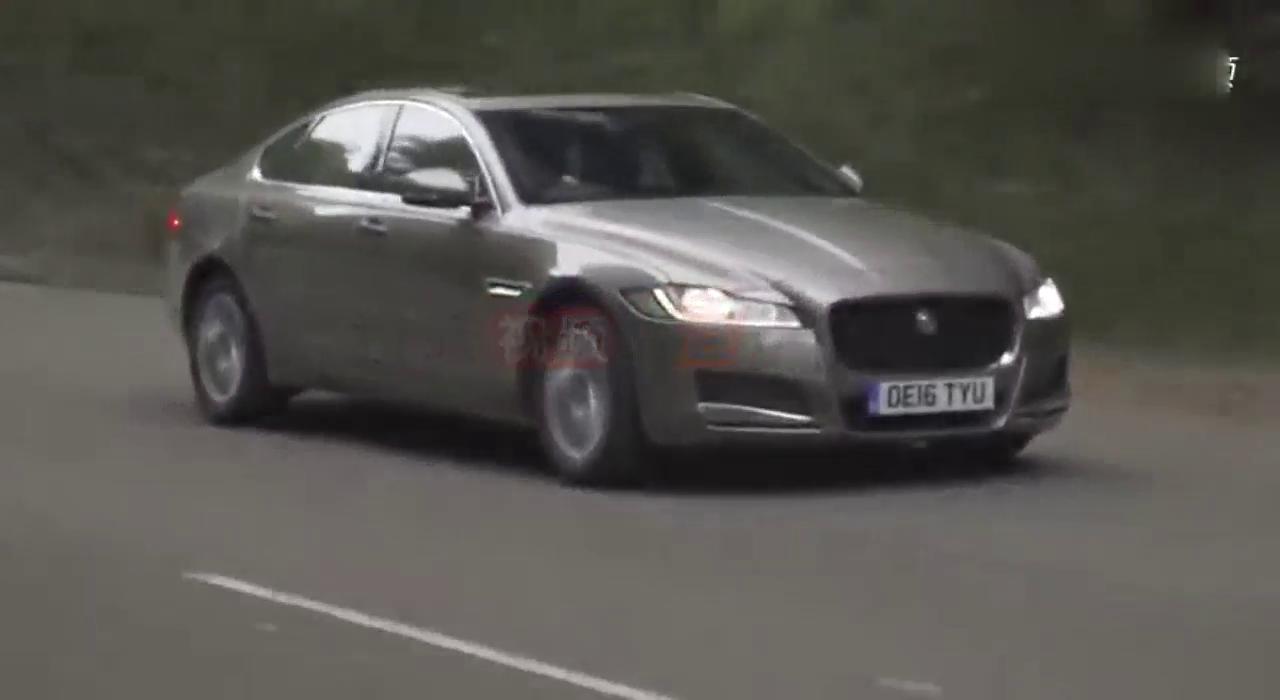 视频:操控不输宝马5秒破百叫板奔驰E,2018捷豹XF中大型豪华轿跑