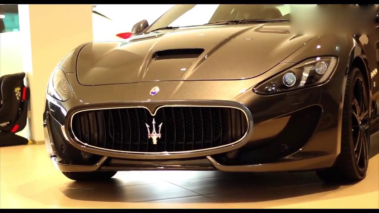 视频:玛莎拉蒂GranCabrio 成功人士的必购跑车
