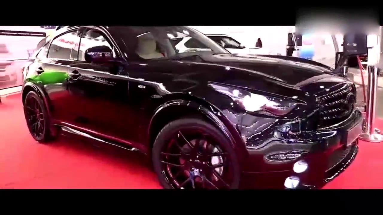 视频:一身黑就是帅 这款英菲尼迪QX70 堪称史上第一