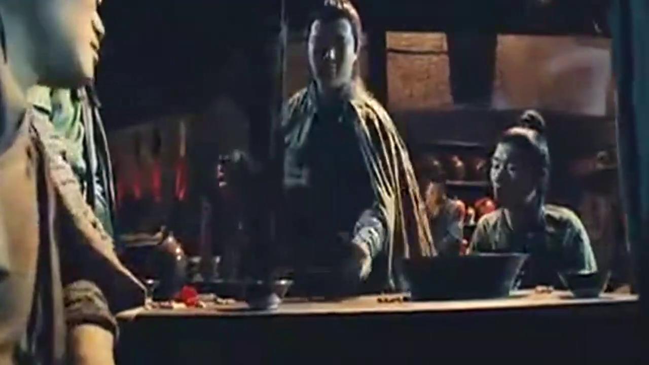 """《剑雨》戴立忍出手再现江湖绝技""""神仙索"""""""