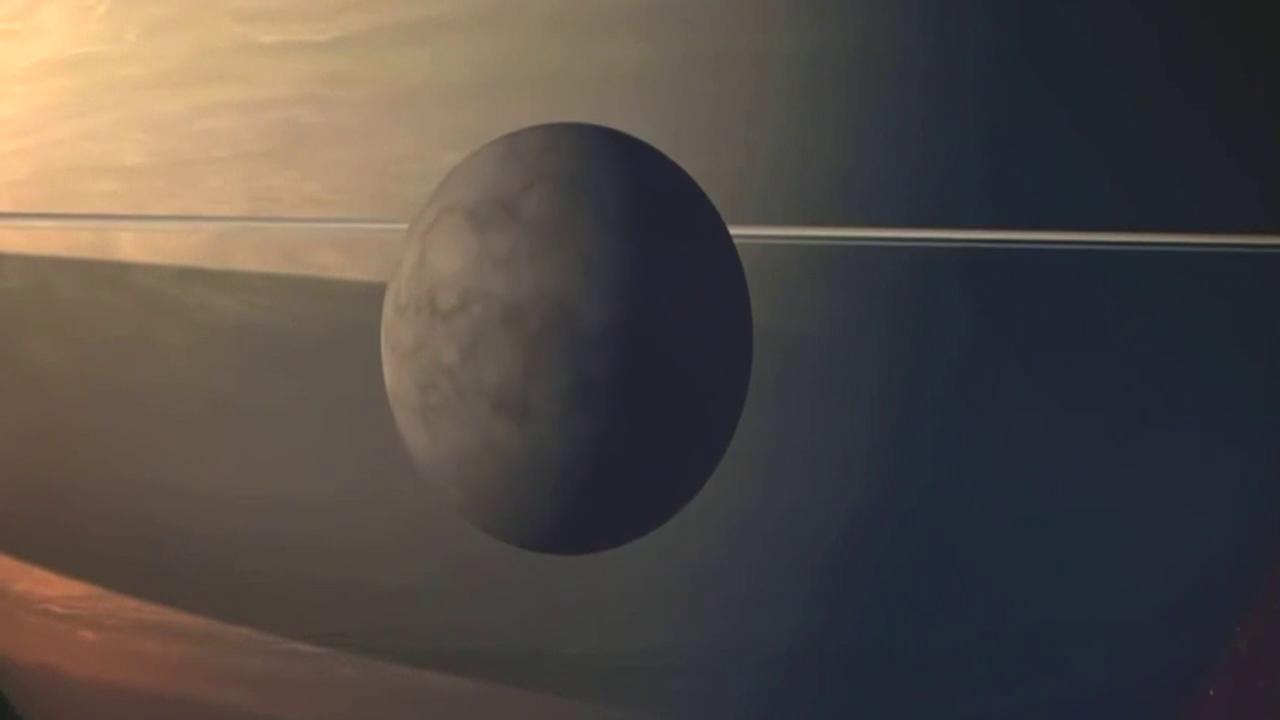 原来太阳系也有像极地球的星球,或许将来会成为我们的能源基地