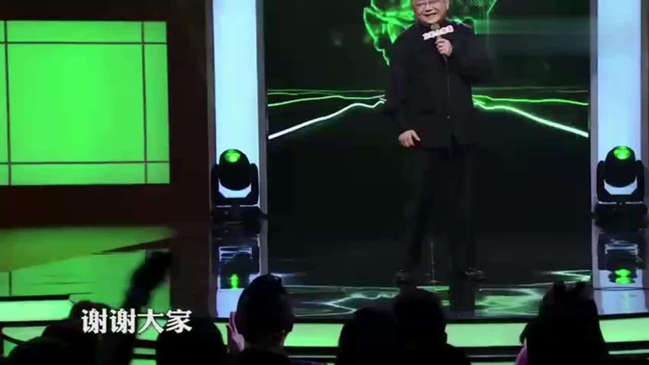 王刚先生表演脱口秀吐槽键盘手和张少刚