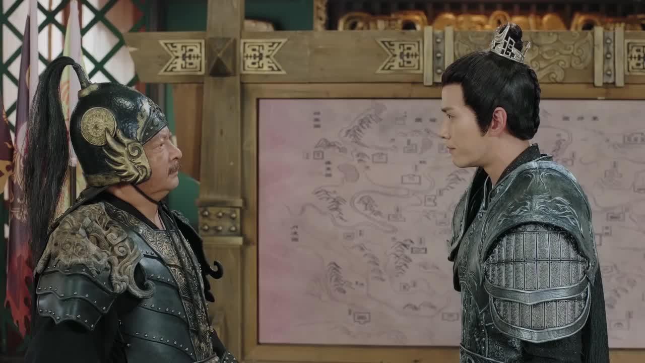 魏广初领军遭众将排斥一句话便震住了所有人