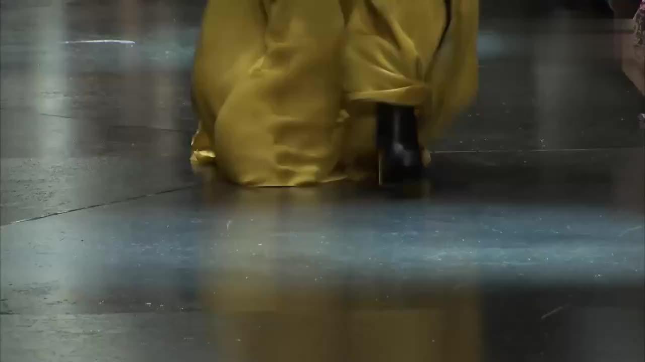Roberto Cavalli 2016时装秀(1)