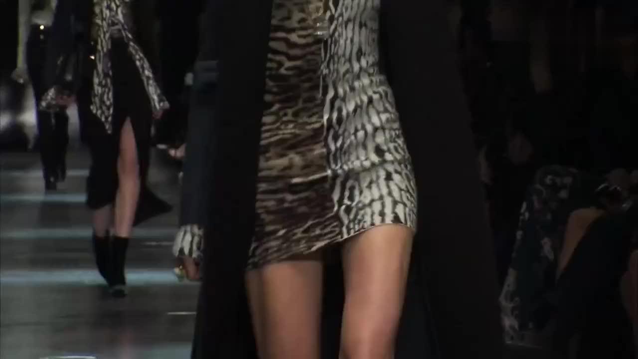 Roberto Cavalli 2015时装秀
