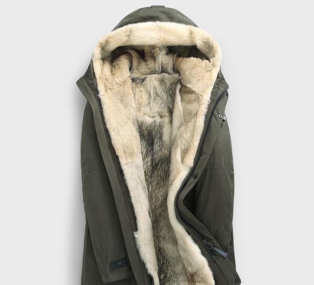 """内蒙又出一男装:""""鹿皮夹克"""",比羽绒服保暖,零下38°不怕冻"""