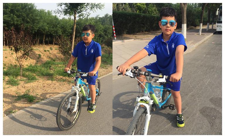 9岁郭子睿运动神经太强大,精通多种运动最后一种运动好酷炫