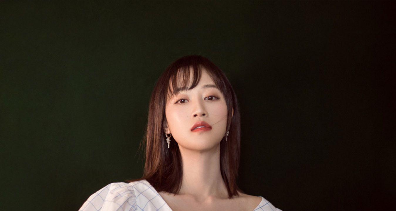 90后女孩蓝盈莹长着一副精致的脸,演技精湛,你中意她吗?