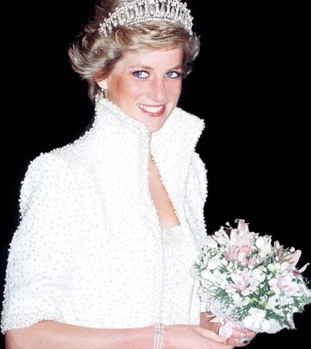 有一种美叫戴安娜王妃不知道自己有多美,这组老照片足以证明了