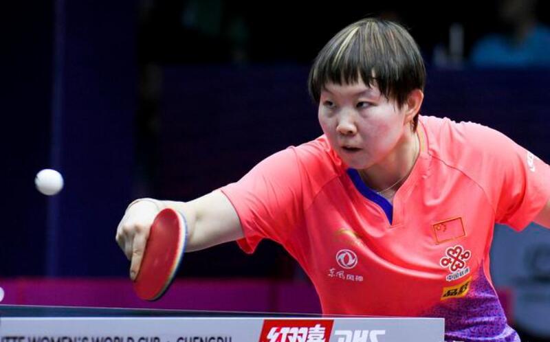 奥公赛女单朱雨玲苦战63分钟连扳3局逆转进4强 决胜局6-0打崩对手