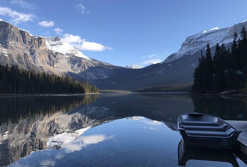 加拿大不只有鹅和枫叶,还有一个世界顶尖的班夫国家公园