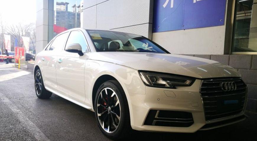 奥迪A4L:颜值让人满意的汽车,操控相当给力,兼顾品味与品质!