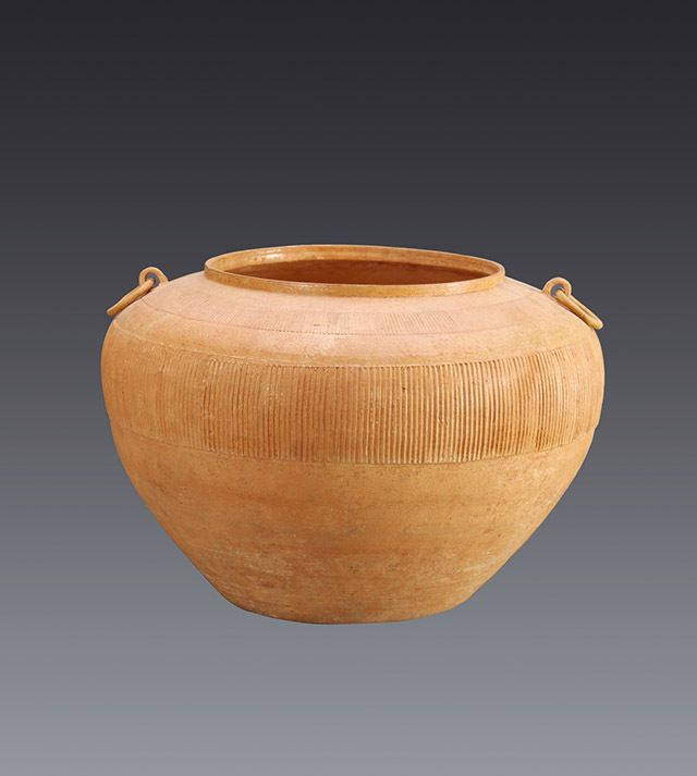 张家港博物馆, 典藏新石器时代到汉代的陶器!感叹先民智慧!