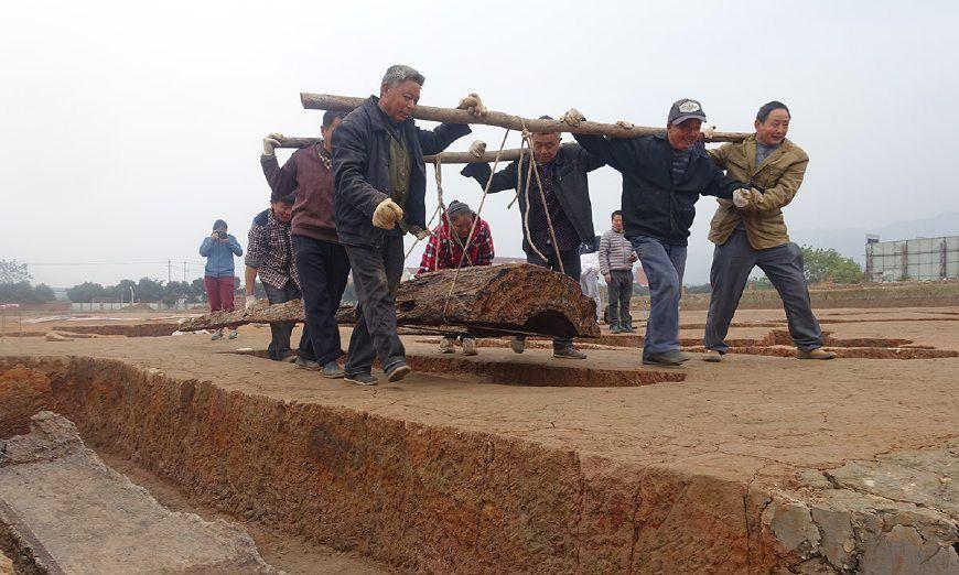 战国巴蜀船棺中究竟有什么宝贝?除了成都矛,有的珍宝源于埃及