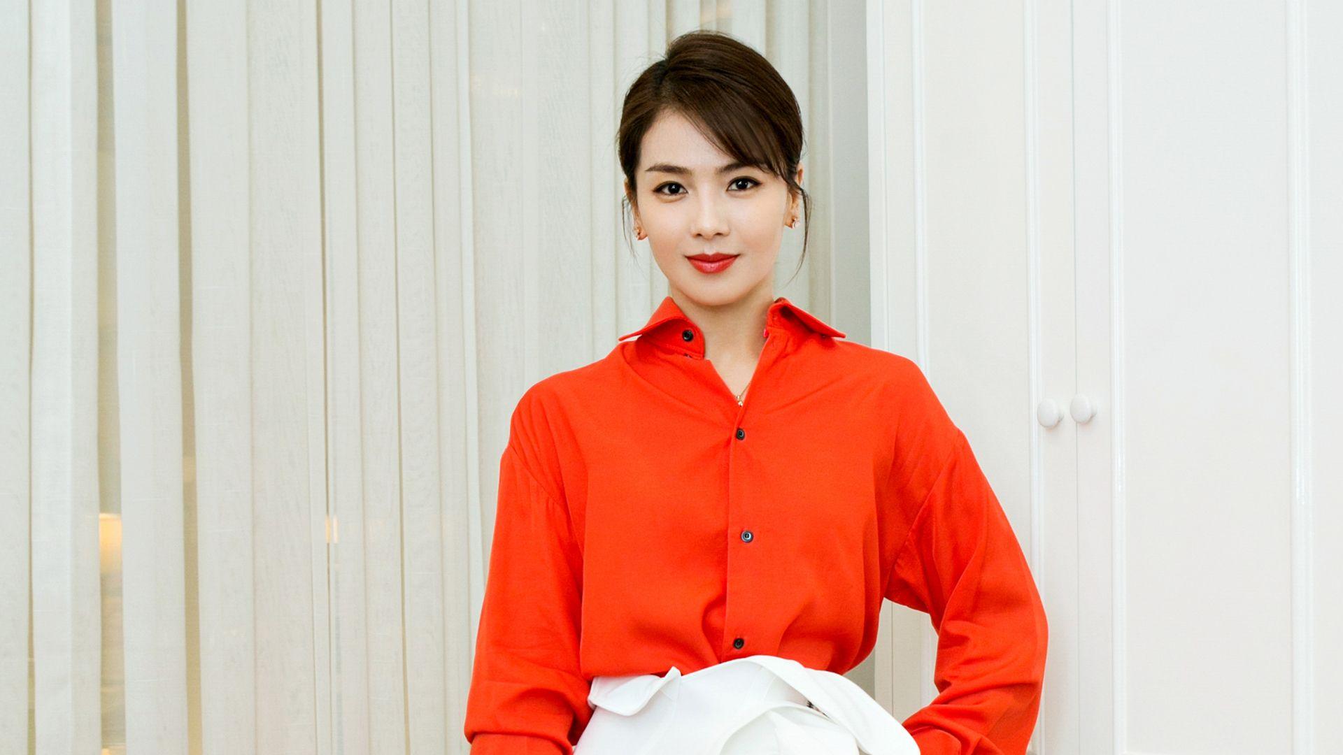 影视圈里的女神级演员图集,刘涛杨幂黄圣依杨紫等你们喜欢谁?
