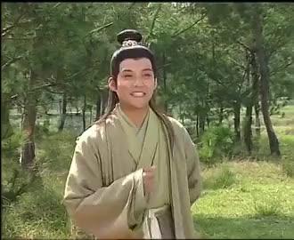 东海龙王三太子看上莲花要带她去东海龙宫她吓坏了