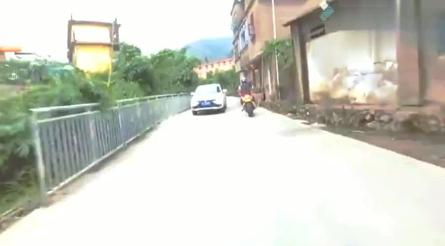 雅马哈r6骑行山区烂路是一种什么体验