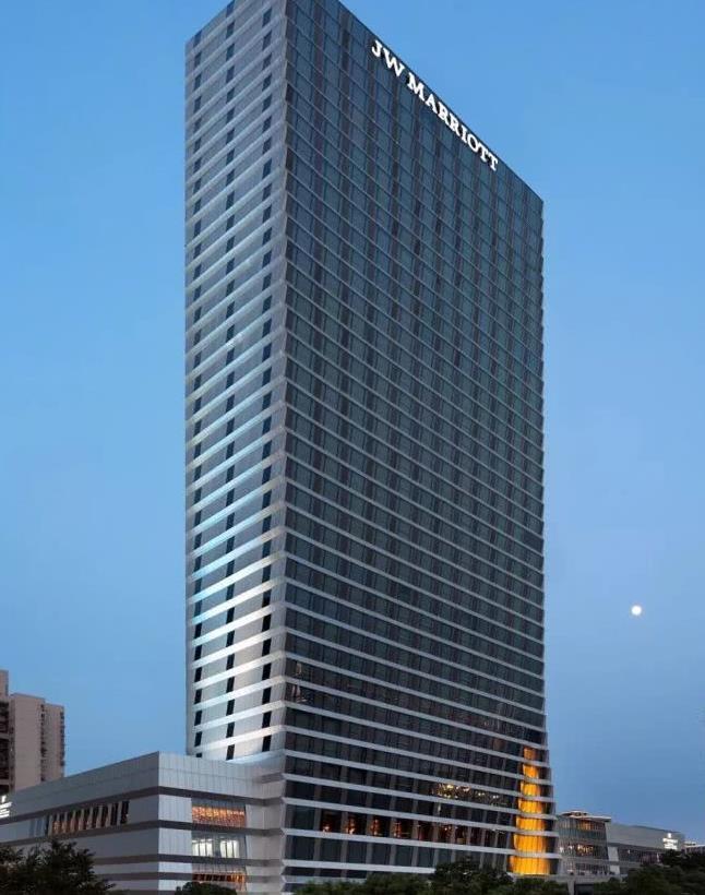 中国首家JW万豪侯爵酒店开业,回归大自然的奢华旅程