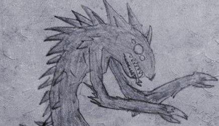 6种身份未被查明的诡异物种,第4种被推测是残存古生物