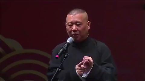 爆笑相声:郭德纲自诩是唐僧,老被妖精惦记着,于谦听完乐了!