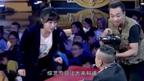 潘长江的基因有多强大外孙和他越长越像可把女婿愁坏了
