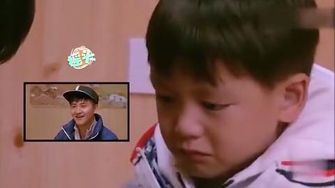 爸爸去哪儿:田亮本想着在家里让弟弟让着姐姐,没想到儿子误会了