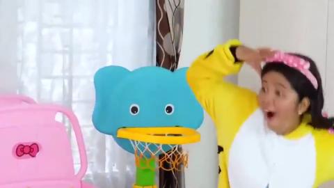 玩具恶作剧:DIY可爱版益智教学,体验快乐的同时就能学会字母!