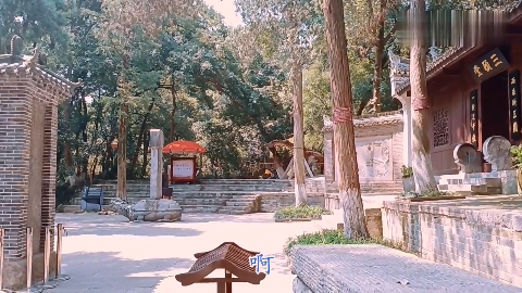 湖北襄阳有名景区古隆中为什么很少有人来