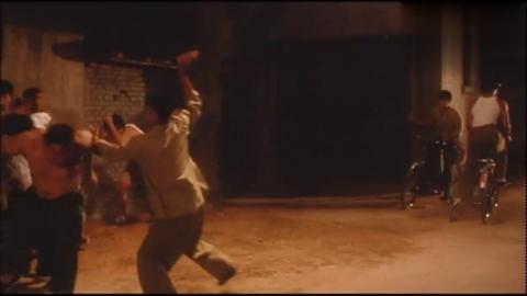 阳光灿烂的日子中街头打架,姜文导演拍得太写实了