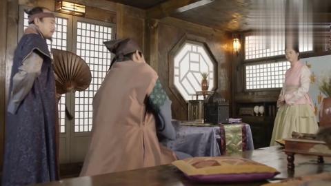 防弹少年团金泰亨在韩剧《花郎》里扮演的角色是个超单纯的孩