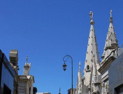 阿根廷贵族公墓——是布宜诺斯艾利斯最古老而且最有来历的墓地