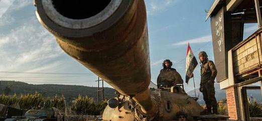 俄催促叙政府军以最快速度占领全境