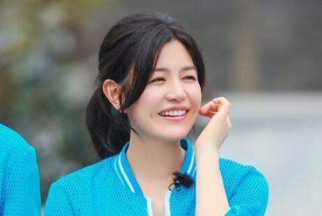 娱乐圈圆脸的六位女星发型,学习赵丽颖让你瞬间显瘦10斤!