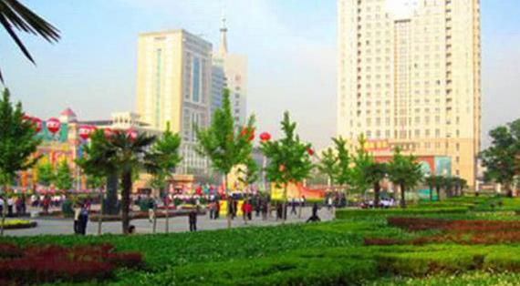 """来自陕西省的""""中国第一帝都"""",旅游业发达,是不是你的家乡呢?"""