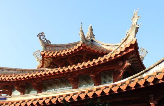 弘一法师纪念馆,位于鲤城区开元寺内尊胜院,值得一去的景点