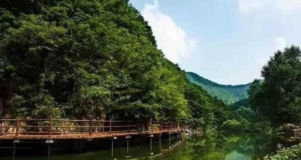 河南洛阳栾川县九个值得一去的旅游景点,个个风景如画