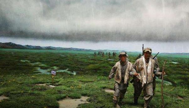 红军长征走过的草地,现在变成什么样了?不看看还真不知道!