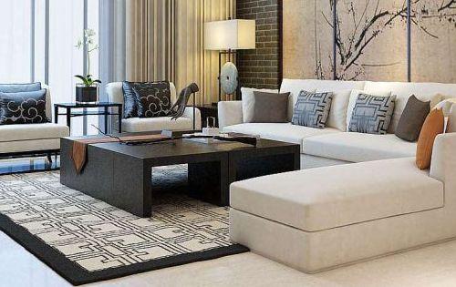 中式混搭风格:温暖舒适的家居风,简单有情调,简约不单一