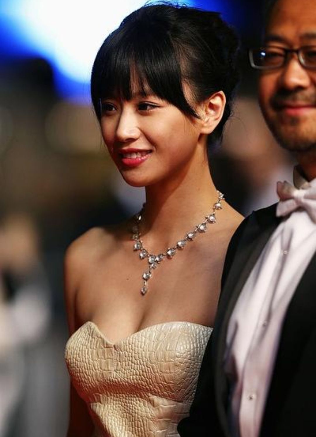 内地女演员精品收藏 世园会的形象大使 90后实力派女演员李梦