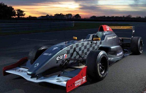 F1雷诺车队极致的视觉体验,伟大车手辈出的F1,太奔放了