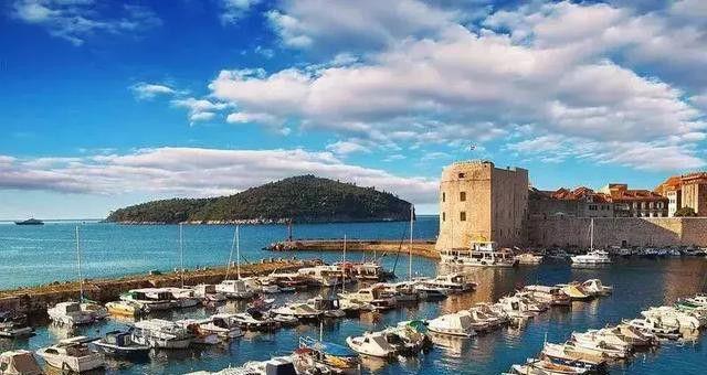去克罗地亚感受欧洲风情,在这里探索《权力游戏》中的君临城